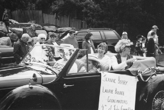 1976 4th of July Parade Yarrow Point